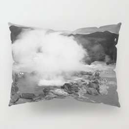 Hot spring Pillow Sham