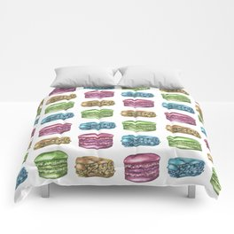 Colorful Macaroon Variety Comforters