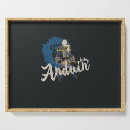 PEOPLE of AZEROTH: Anduin Serving Tray