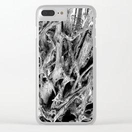 Brachial Clear iPhone Case