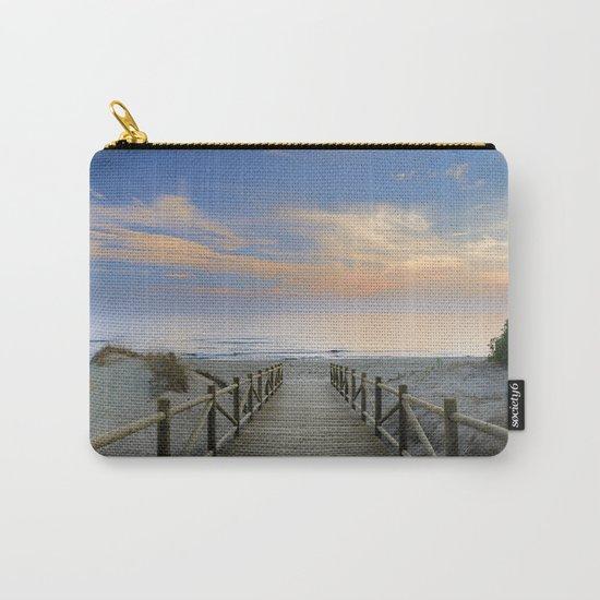"The path..., the beach.... ""Artola"". Carry-All Pouch"