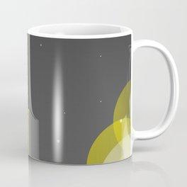 Falcon 9 Heavy Launch Coffee Mug