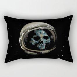 Holy Starman Skull II Rectangular Pillow