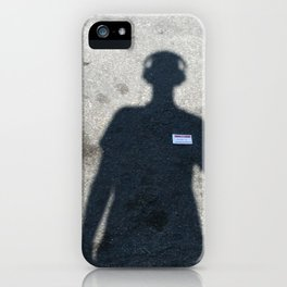 untitled self-portrait iPhone Case