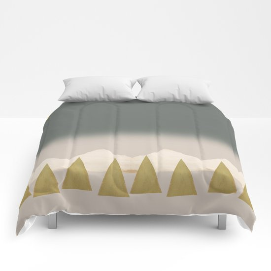 Divided Comforters