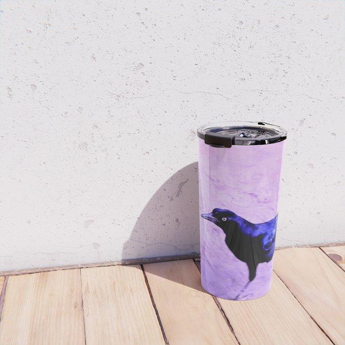 Birding Around Travel Mug