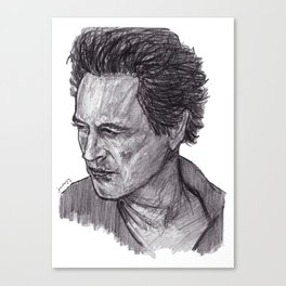 Lindsey Buckingham Canvas Print