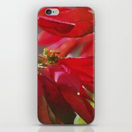Season's Greetings iPhone Skin
