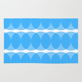 providan (blue) Rug