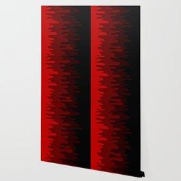 Splash of colour (red) Wallpaper