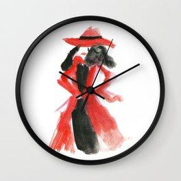 Carmen San Diego Wall Clock