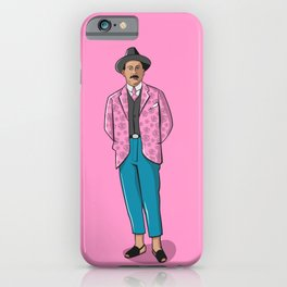 Jose Gregorio Hernandez POP - TrincheraCreativa iPhone Case
