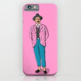 Jose Gregorio Hernandez POP - TrincheraCreativa iPhone Case