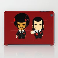 pulp iPad Cases featuring pulp fiction by sEndro
