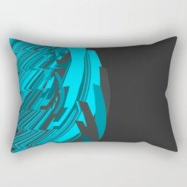 Weird Abstraction Rectangular Pillow