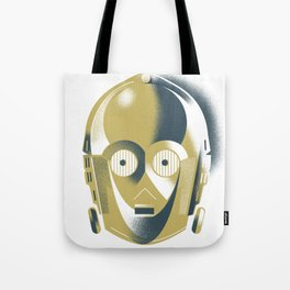 Threepio Tote Bag