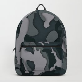 Dark Camo Backpack