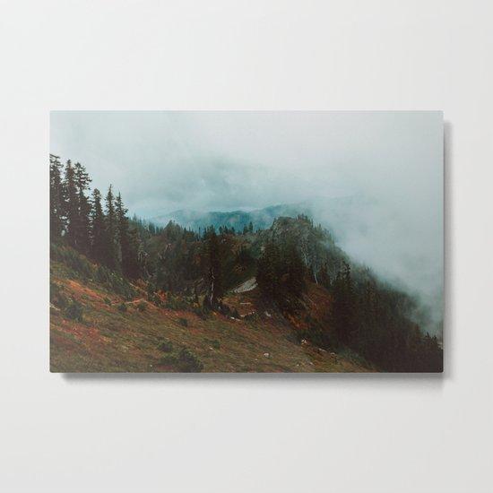 Park Butte Lookout - Washington State Metal Print