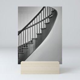 Going up SVPH Mini Art Print