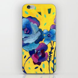 Small Floral iPhone Skin
