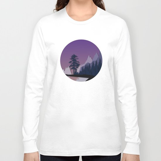 My Nature Collection No. 25 Long Sleeve T-shirt