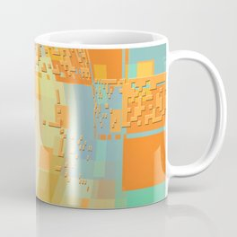 raw pixels 4b det7 Coffee Mug