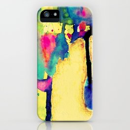 the height of labour iPhone Case