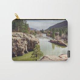 Animas River Colorado Carry-All Pouch