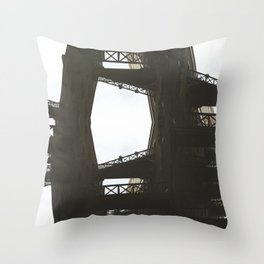 Shad Thames Throw Pillow