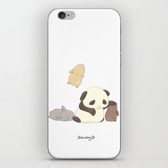 Panda iPhone & iPod Skin