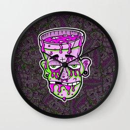 Trap Head Wall Clock