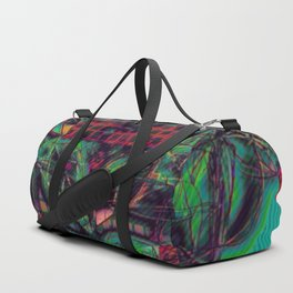 Subtracted [Step Closer] Duffle Bag