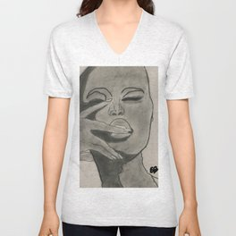 Beauty  Unisex V-Neck