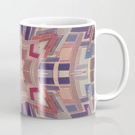 Paint chip kaleidoscope Coffee Mug