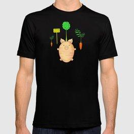 Veggie bacon T-shirt