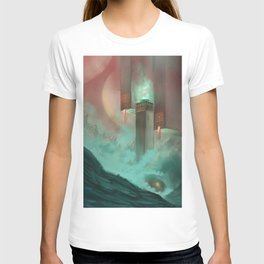Temple of Earth T-shirt