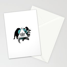 The jungle book - Bagheera panther Stationery Cards