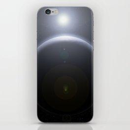 Star Rise iPhone Skin