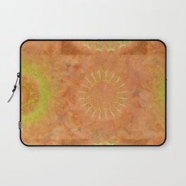 Lunular Balance Flowers  ID:16165-051446-23480 Laptop Sleeve
