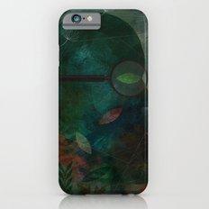 The Ever Curious Botanist iPhone 6s Slim Case