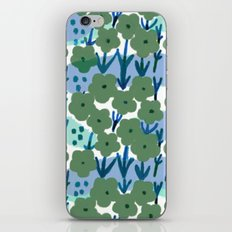 Plum Blossoms iPhone & iPod Skin