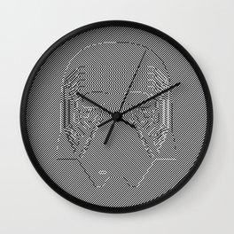 The Dark & The Light : Kylo Ren Wall Clock