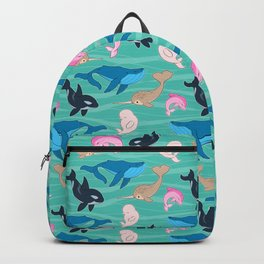 Over-whale-ming Backpack