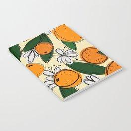 Oranges in Bloom Notebook