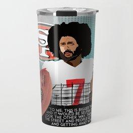 Colin Kaepernick Travel Mug