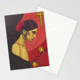 Surfer Rosa (Luxemburg) Stationery Cards