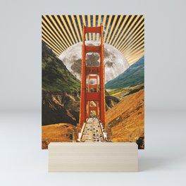 Bridge to Fantasy Land Mini Art Print