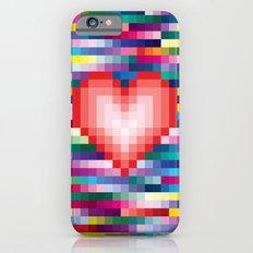 Mega ☐ Love Slim Case iPhone 6s