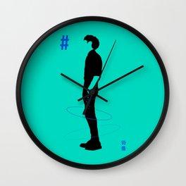Jonghyun - Waffle Wall Clock