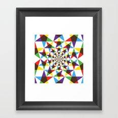 Star Space Framed Art Print